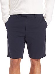 Michael Kors Tailored Chino Shorts White