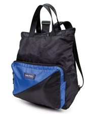 Nautica New Tack Packable Backpack Black