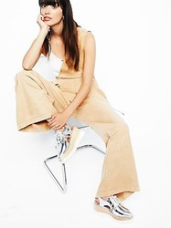 Free People Asymmetrical One Piece By