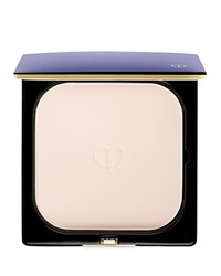 Cle De Peau Beaute Refining Pressed Powder Lx Case Refill And Puff No Color