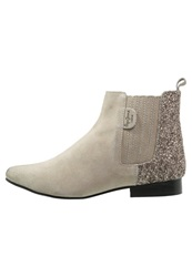 Pepe Jeans Redford Half Ankle Boots Sand Beige