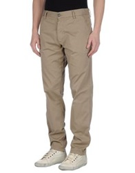 Basicon Casual Pants Emerald Green