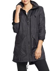 Lauren Ralph Lauren Hooded Parka Black