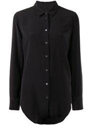 Equipment Classic Shirt Black