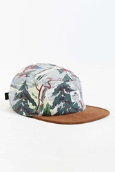 Penfield Casper Duck 5 Panel Hat Multi