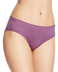 Yummie Tummie By Heather Thomson Christine High Cut Brief Yt2 282 Vintage Violet