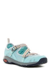 Chaco Outcross Evo Quito Blue Mary Jane