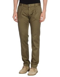 Hotel Casual Pants Military Green