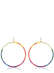 Gemma Redux Color Bleed Earrings