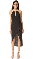 Bec And Bridge Arizona Tie Dress Black