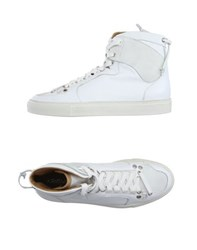 Kris Van Assche Krisvanassche Footwear High Tops And Trainers Men White
