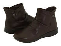 Arcopedico N42 Cafe Leather Women's Boots Brown