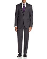 Jack Victor Basic Classic Fit Suit Charcoal