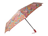 Vera Bradley Umbrella Paisley In Paradise Umbrella Multi