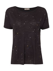 Label Lab Rock Star Tee Black