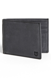 Andrew Marc New York 'Warren' Wallet Charcoal