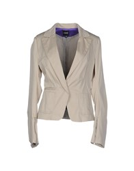 Cnc Costume National C'n'c' Costume National Suits And Jackets Blazers Women Beige