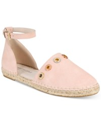Kenneth Cole New York Blair 2 Espadrille Flats Women's Shoes Rose