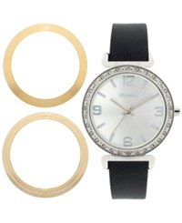 Styleandco. Style And Co. Women's Interchangeable Strap Watch Set 36Mm Sy015neu