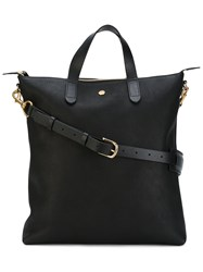 Mismo Shopper Tote Black