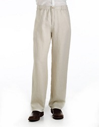 Tommy Bahama Linen On The Beach Pants Beige