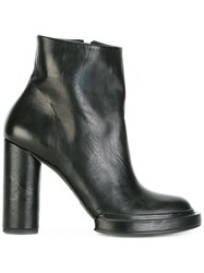 The Last Conspiracy Platform Boots Black