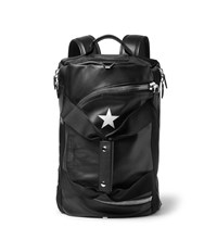 Givenchy Convertible Leather Backpack Black