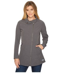 Outdoor Research Prologue Trench Charcoal Heather Clothing Gray