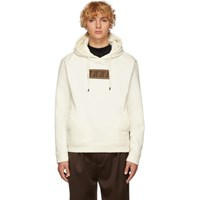 Off White 'Forever Fendi' Patch Hoodie