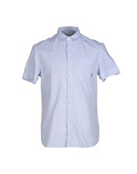 Pierre Balmain Shirts Shirts Men Blue