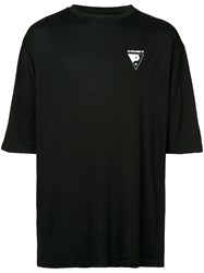 Ex Infinitas Future Surf T Shirt Black