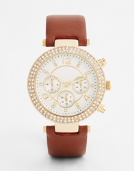 Aldo Lucea Tan Watch