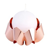 Be And Liv Palea Candle Holder Copper Short