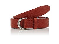 Felisi Men's Grained Leather Belt Tan