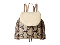 Sam Edelman Fifi Backpack Natural Putty Bronze Backpack Bags Beige