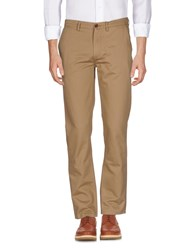 Fred Perry Trousers Casual Trousers Camel