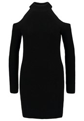 Abercrombie And Fitch Jumper Dress Black