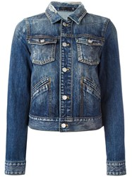 Blk Dnm Denim Jacket Blue