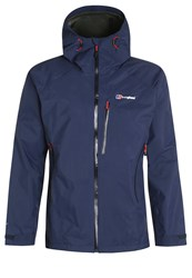 Berghaus Light Speed Hardshell Jacket Dusk Dark Blue