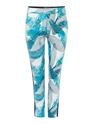 Pied A Terre Printed Trouser Multi Coloured