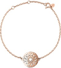 Links Of London Timeless 18Ct Rose Gold Vermeil Bracelet