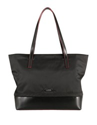 Lodis Kate Nylon Under Lock And Key Fabia Tote Black
