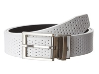 Nike Pin Dot Perf Reversible White Black Men's Belts