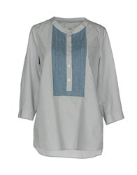 0039 Italy Blouses Blue