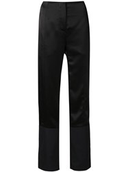 Paco Rabanne Tailored Satin Trousers