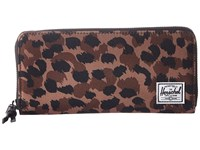 Herschel Avenue Rfid Leopard Wallet Handbags Animal Print
