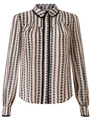 Alice By Temperley Somerset By Alice Temperley Opel Print Top Multi