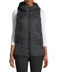 The North Face Alphabet City Vest W Hood Black