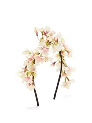Philippa Craddock Blossom Faux Flower Headband Pink