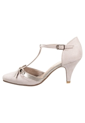 S.Oliver Classic Heels Ivory Beige